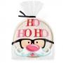 Комплект мини торбички - Сладки Коледни празници - 12 бр