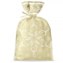 Комплект луксозни торбички - Бляскава Коледа - 8 бр