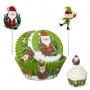 Комплект за мъфини - Споделена Коледа