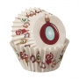 Хартиени форми за мини мъфини - Споделени Коледни празници - 100