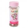 Захарни конфети - Коледен микс - 60 гр