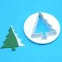 Резец - Коледна елха - среден