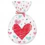 Комплект торбички - Всичко е любов - 15 бр