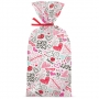 Комплект торбички - Всичко е любов - 20 бр