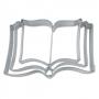 Метален резец - Книга - 7 см