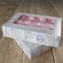 Комплект кутии за торти - Home made - 36х25х8 см
