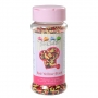 Захарни гранули за поръсване - Микс - 80 гр