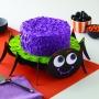 Поставка за торти и лакомства - Паяк