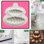 Силиконов калъп - Creative Cake System - Barrels