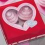 Комплект кутии - Сърдечни пожелания - 2 бр