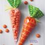 Комплект мини торбички - Морковче - 15 бр