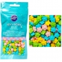 Захарни фигурки - Цветенца микс - 56 гр
