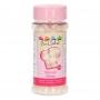 Захарни фигурки - Мимоза - Бяла - 45 гр
