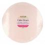 Подложка за торта - Розово злато - Кръг -1.2 х 25 см