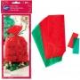 Комплект торбички - Традиционна Коледа - 20 бр