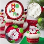 Комплект за мъфини - Дядо Коледа