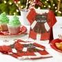 Парти Салфетки - Christmas Cheer - Дядо Коледа