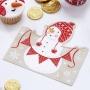 Парти салфетки - Santa & Friends - Снежен човек