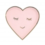 Парти чинии - MeriMeri - Свенливо сърце