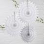 Висяща декорация - Beautiful Botanics - Бяла приказка