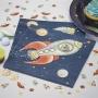 Парти салфетки - SPACE ADVENTURE - Космическо парти