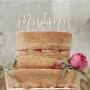 Парти декорация за тортаи - BOHO - Mrs & Mrs