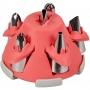 Комплект накрайници с кутия за съдомиялна и съхранение - Цветя