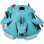 Комплект накрайници с кутия за миене и съхранение - Бисквит