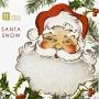 Парти сняг - Botanical Santa - Дядо Коледа