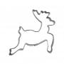 Метален резец - Северен елен - 5 см