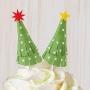 Декорации за мъфини и торти - Wilton - Коледна елха