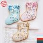 Коледна джинджифилова бисквитка - Коледно чорапче