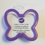 Резец с удобен захват - Пеперуда - 8 см