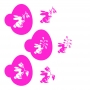 Комплект шаблони за бисквитки - Великденско зайче - 3 бр