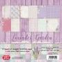 Комплект дизайнерски хартии - 12x12 - Лавандулова градина