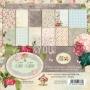 Комплект дизайнерски хартии - 12x12 - Време за чай