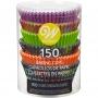 Хартиени форми за мъфини - Призрачни тикви - 150 бр