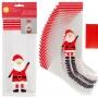 Комплект торбички - Дядо Коледа - 20 бр