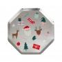 Парти чинии - MeriMeri - Коледни любимци - Малка