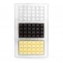 Поликарбонатен молд - Класически шоколади 100 гр - 3 бр