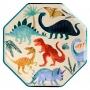 Парти чинии - MeriMeri - Динозавърско царство - Големи
