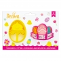 Комплект резци - Великдеснки яйца и Пиле в яйце - 2 бр