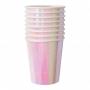 Парти чаши - MeriMeri - Преливни нюанси