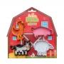 Комплект резци - Животните от фермата - 4 бр