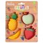 Комплект резци - Плодове - 4 бр