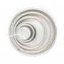 Комплект метални резци - Кръгове - 6 бр