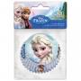 Disney - Хартиени форми за мъфини - Замръзналото кралство - 60 б