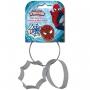 Disney - Комплект метални резци - Спайдърмен - 2 бр