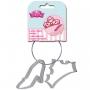 Disney - Комплект метални резци - Принцеси - 2 бр