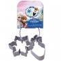 Disney - Комплект метални резци - Замръзналото кралство - 2 бр
